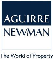 logótipo da Aguirre Newman
