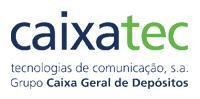 logótipo da Caixatec